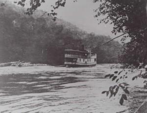 Bothwell sur rivière