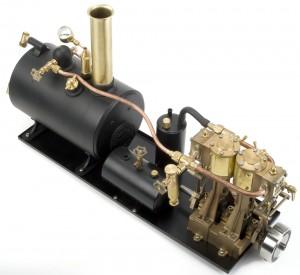 Model bouilloire et moteur