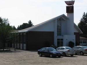 Patrimoine bati 135Bergeron 688 Église Saint-Luc